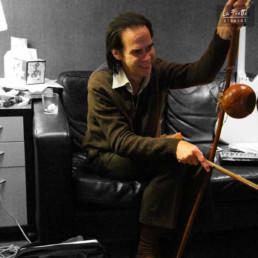 Nick Cave la frette studios