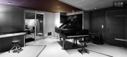 Piano room la frette studios