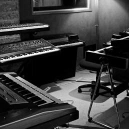 keyboards la frette studios